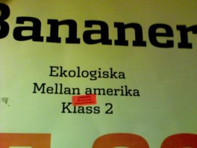 bananerna