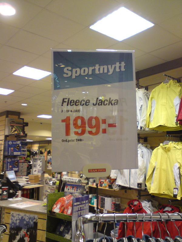 Fleece Jacka