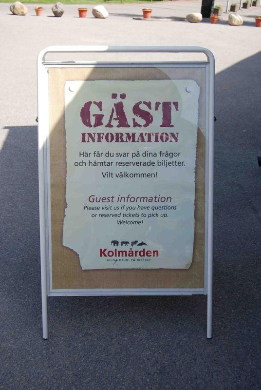 Gäst Information
