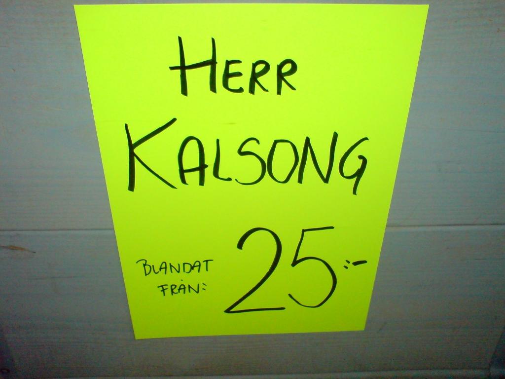 Herr Kalsong