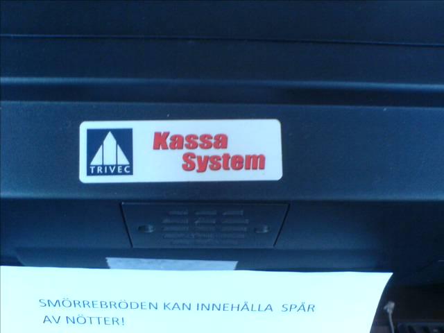 Kassa system