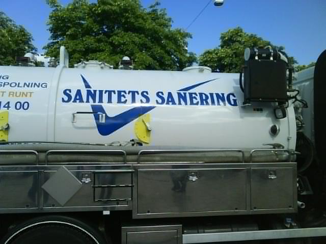 Sanitets Sanering