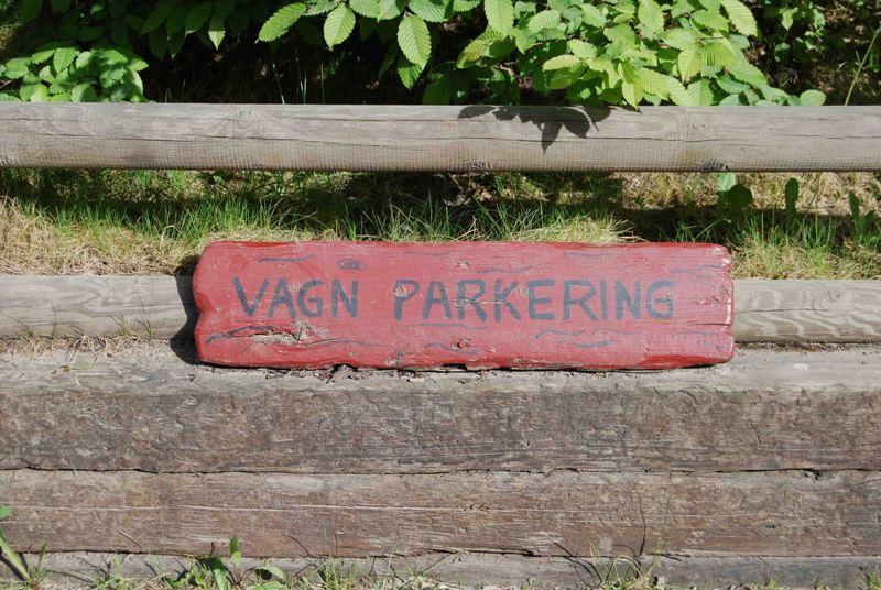 Vagn Parkering
